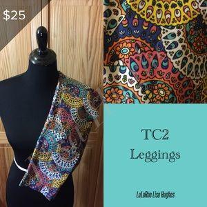 LuLaRoe TC2 Leggings.
